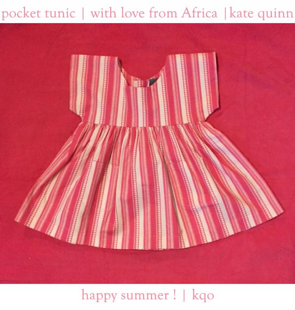pink africa summer