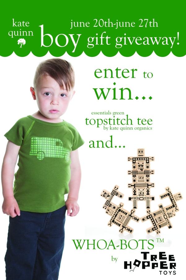boy_ gift giveaway